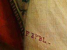 Detail images: Franz Eybl, 1806 Wien - 1880