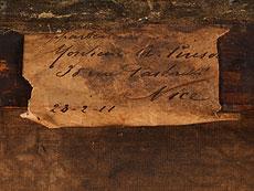 Detail images: Johannes Hermanus Koekkoek, 1778 Veere - 1851 Amsterdam