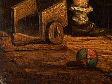 Detail images: Adrien Ferdinand de Braekeleer, 1818 Antwerpen - 1904 Borgerhout