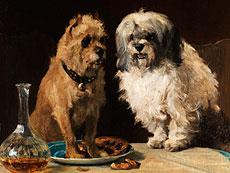 Detail images: Charles van den Eycken, 1809 - 1891