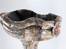 Detail images: Brunnenbecken auf Balusterfuß