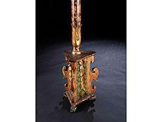 Detail images: Großer italienischer Kerzenleuchter