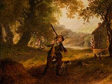 Detail images: Hendrik de Meyer, 1737 - 1793 Holland