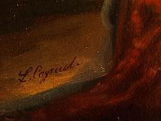 Detail images: Léon Cogniet, 1794 - 1880