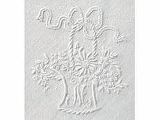 Detail images: Seltenes übergroßes rundes Tafeltuch mit Rosen