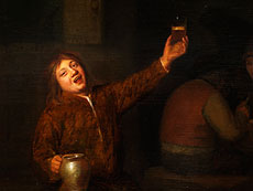 Detail images: Pieter Harmensz Verelst, 1618 - 1668