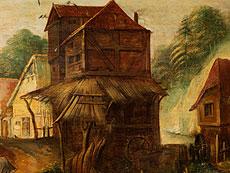Detail images: Frederick van Valckenborch, 1570 – 1623