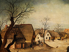 Detail images: Abel Grimmer (Grimmaert), 1570 - vor 1619 Antwerpen