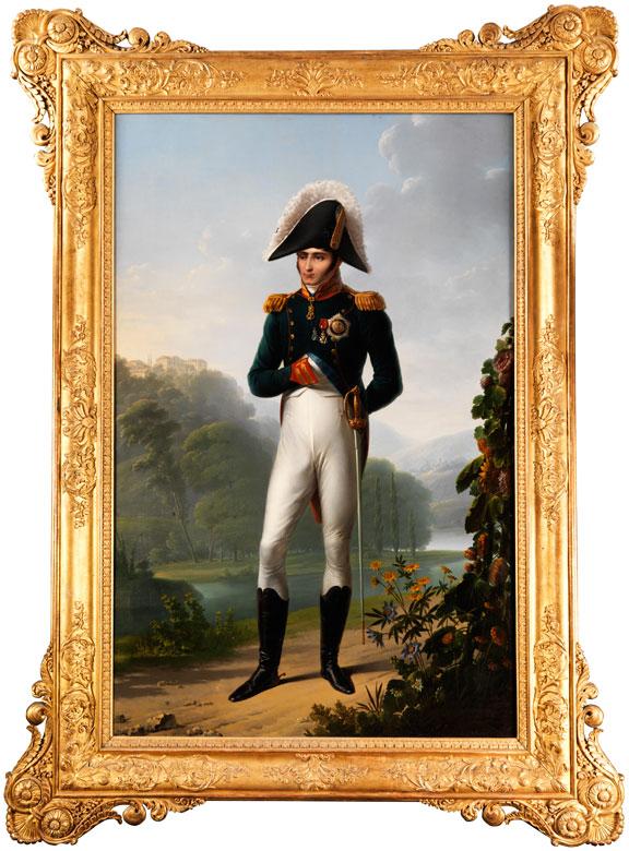 François-Joseph Kinson, 1771 Brügge - 1839