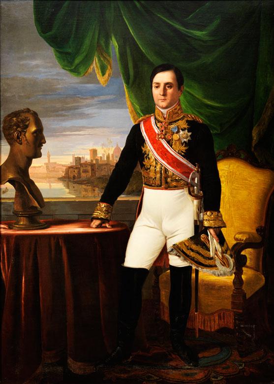 Guiseppe (Joseph) Bezzuoli, 1784 Florenz - 1855