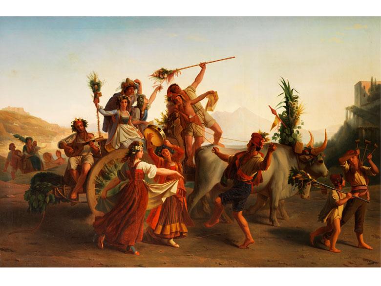 Maler des 19. Jahrhunderts nach Léopold-Louis Robert, 1794 - 1835