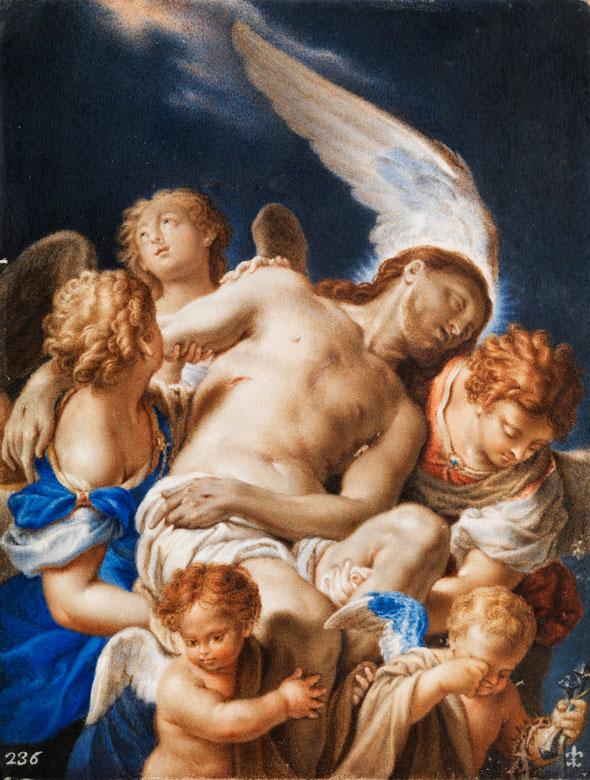 Francesco Trevisani, 1656 - 1746, zug.