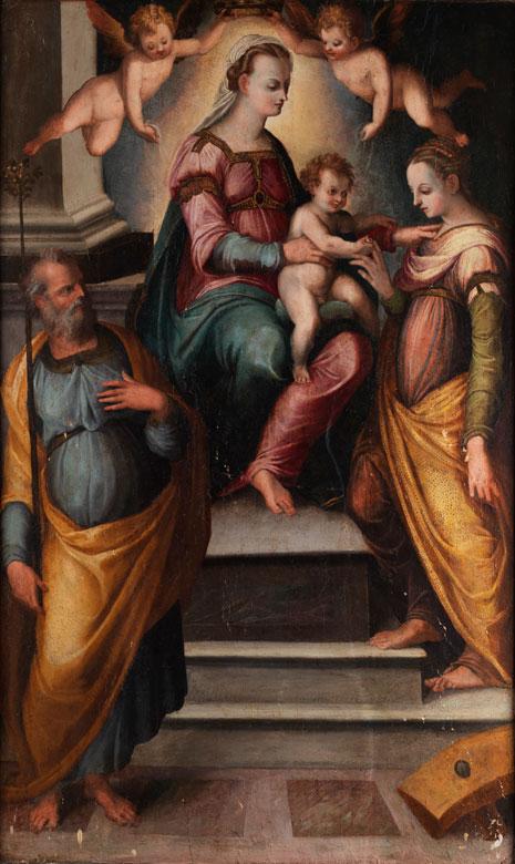 Guglielmo Caccia, Il Moncalvo, 1568 - 1625, zug.,