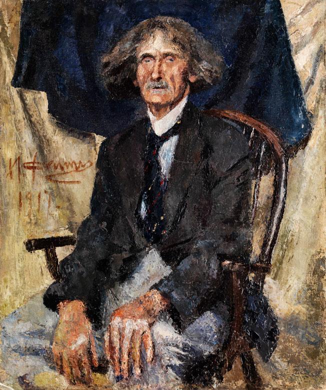 Nikolai Iwanowitsch Fechin, 1881 - 1955