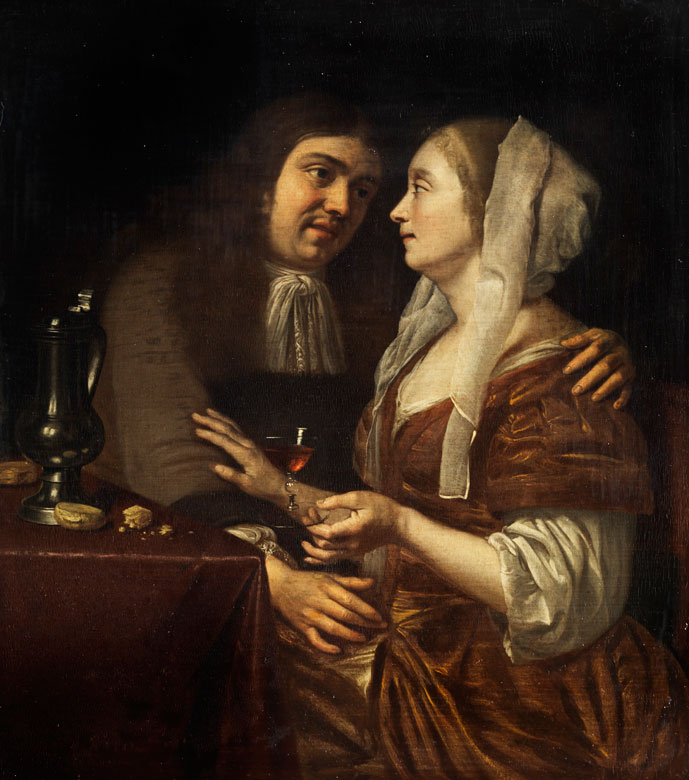 Frans van Mieris d. Ä., 1635 - 1681