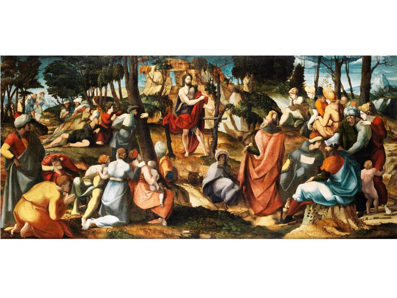 Jan van Scorel, 1495 Schoorl - 1562 Utrecht