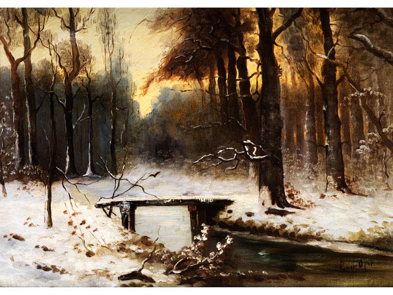 Louis Apol, 1850 - 1936 Den Haag