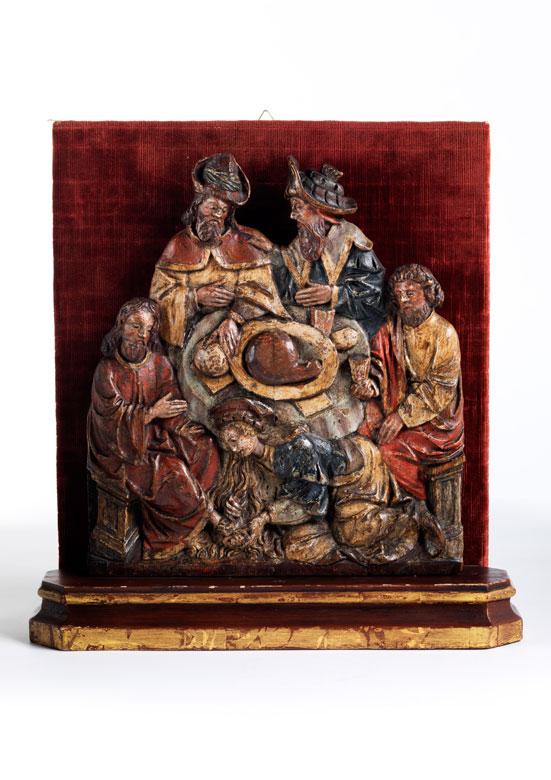 Flämischer Bildschnitzer um 1500