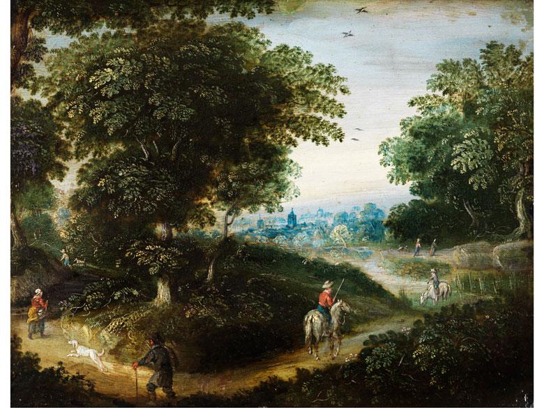 Jan Brueghel, 1568 - 1625, Umkreis/ Nachfolge des