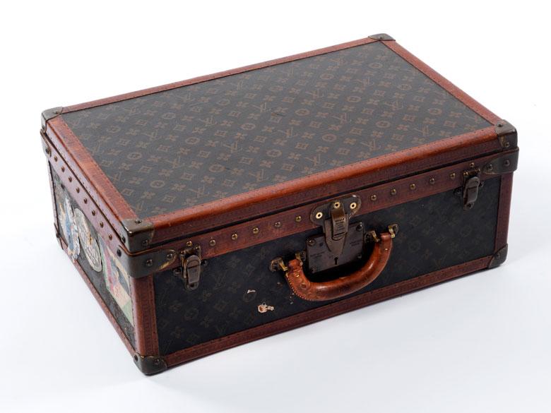 Louis Vuitton-Koffer