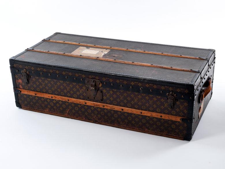 Louis Vuitton-Überseekoffer