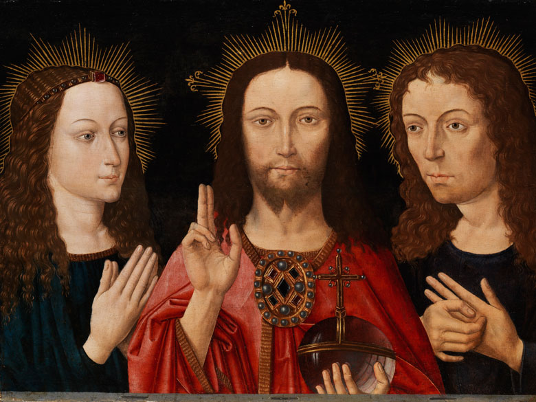 Niederländischer Meister des ausgehenden 15. Jahrhunderts