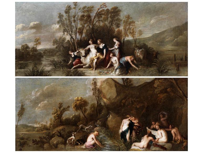 Hendrik van Balen, 1575 - 1632, zug./ Nachfolge des