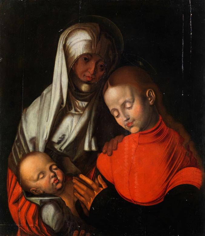 Deutscher Maler der Dürer-Nachfolge des ausgehenden 16. Jahrhunderts