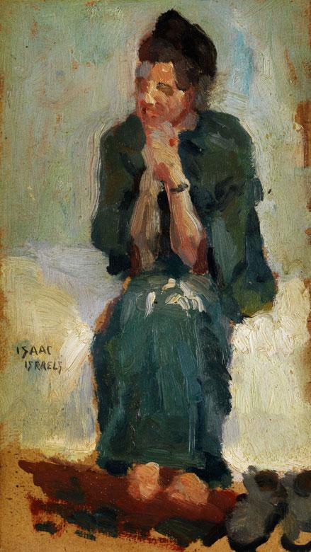 Isaac Israels, 1865 Amsterdam - 1934 Den Haag