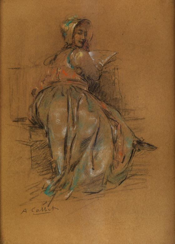 Antoine Calbet, 1860 - 1944