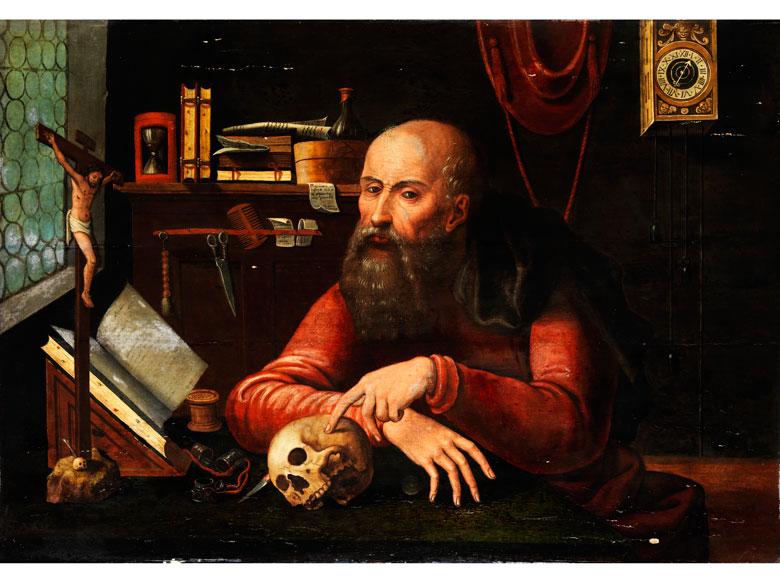 Joos van Cleve, 1485 - 1540, in der Nachfolge des