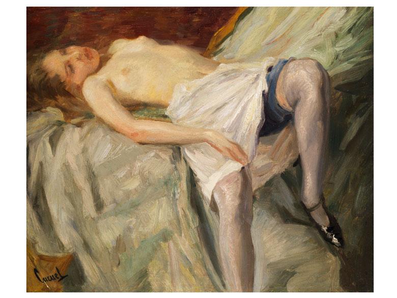 Edward Cucuel, 1879 – 1954