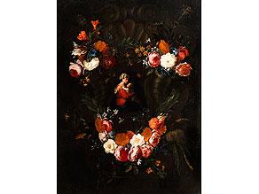 Detail images:  Frans Ykens, 1601 Antwerpen - 1693 Brüssel