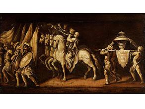 Antonio Tempesta,  1555 Florenz - 1630 Rom, zug.