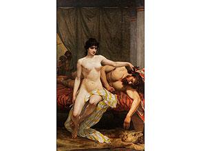 Charles Houry,1829 - 18911850 Ausstellung im Salon von Paris
