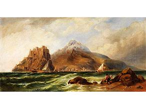 William Clarkson Stanfield,  1793 - 1867