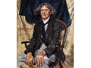 Detail images:  Nikolai Iwanowitsch Fechin, 1881 - 1955
