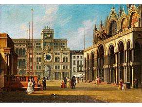 Giacomo Caneva, 1810 Padua - 1865 Rom, zug.