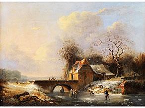 Frederik Marianus Kruseman, 1816 Haarlem - 1882, Schule