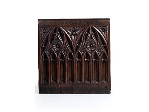Detail images:  Gotisches Paneel