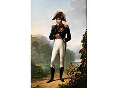 Detail images: François-Joseph Kinson, 1771 Brügge - 1839