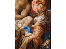 Detail images: Francesco Trevisani, 1656 - 1746, zug.