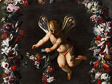 Detail images: Giovanni Stanchi, 1608 - 1673, zug.