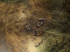 Detail images: † Teegarnitur