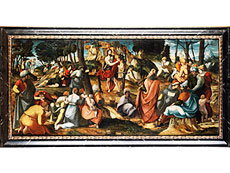 Detail images: Jan van Scorel, 1495 Schoorl - 1562 Utrecht
