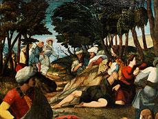 Detailabbildung: Jan van Scorel, 1495 Schoorl - 1562 Utrecht