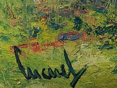 Detail images: Edward Cucuel, 1879 San Francisco - 1954 Pasadena