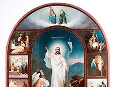 Detail images: Große Ikone