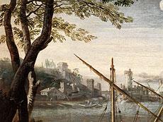 Detail images: Jacob de Heusch, 1657 Utrecht - 1701 Amsterdam