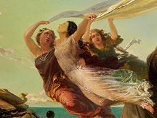 Detail images: Frédéric Henri Schopin (eigentlich Chopin), 1804 Lübeck - 1881 Montigny-sur-Loing